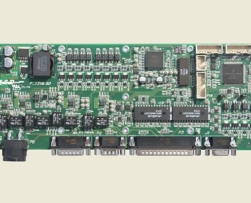 F131: Centralina analogica (PABX) – Codifica Decodifica Dati Radio Terra Treno