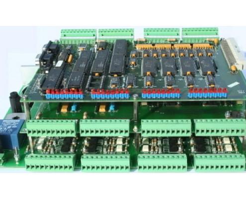 Sistema L220/221/234 - Sistema composto da 3 schede