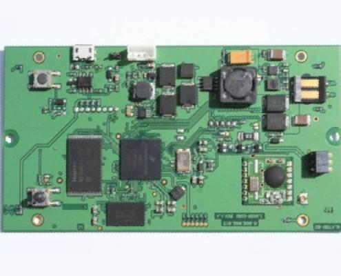 M180 B: Display  Portatile con RF