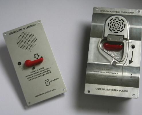 RTT Interfono Vecchio e Nuovo