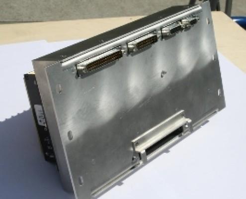 QAT Centralina - Rack contenente la centralina