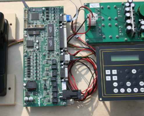 RTT Spy - Banco spia usato per i test e debug